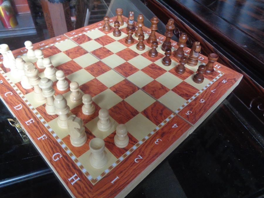 bộ cờ vua cao cấp
